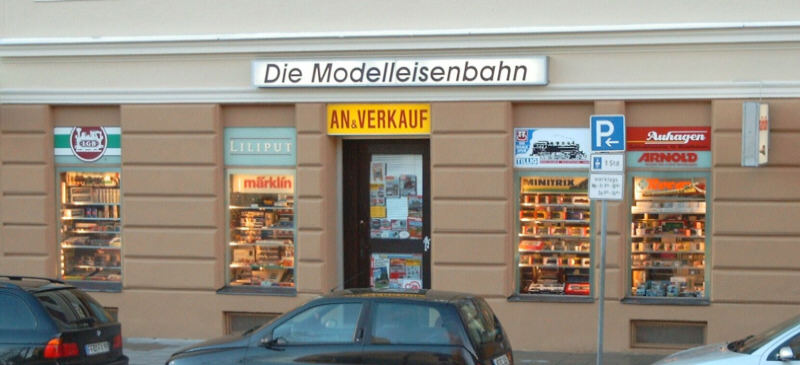 Modellbahncentrum de